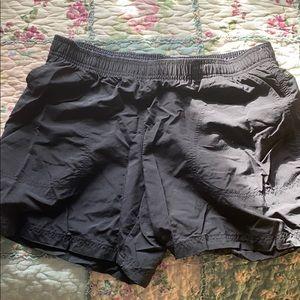 Black Columbia Shorts